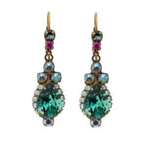 175-Long-Gem-Pop-Color-GreenPinkAurora-Borealis-Crystal-Earring-Sorrelli-172814345530