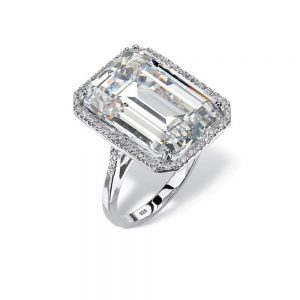 Lab-Created-White-Sapphire-Stone-925-Sterling-Silver-Ring-Sizes-6-7-9-172520870520