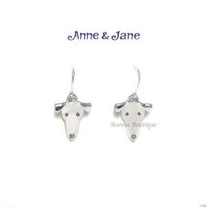 Silver-Tone-Copper-Greyhound-Dog-Face-Earrings-By-Anne-Jane-Surgical-Steel-362025092040