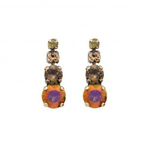 1-Drop-Green-Tapestry-Collection-Earring-By-Sorrelli-Brown-Iridescent-Crystal-361871889452