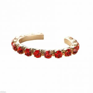Hyacinth-Collection-Classic-Siam-Red-Crystals-Bangle-Cuff-Bracelet-By-Sorrelli-362044147022