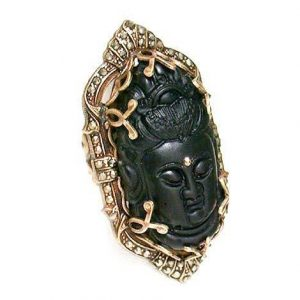 Large-Statement-Buddha-Ring-By-Ollipop-Sweet-Romance-Made-in-USA-Drag-Queen-361913184852