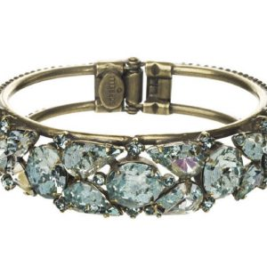 Afterglow-Color-Collection-Aqua-Crystals-Bangle-Bracelet-By-SorrelliPageant-172208153683