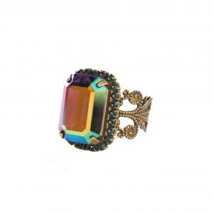 Super-Multi-Collection-Iridescent-Crystals-Adjustable-Ring-By-Sorrellil-Bridal-172284898583