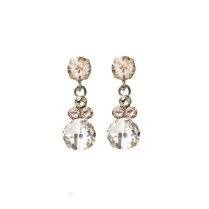 38-Drop-Crystal-Rock-Collection-Nude-Peach-Clear-Crystal-Earring-By-Sorrelli-362046332615