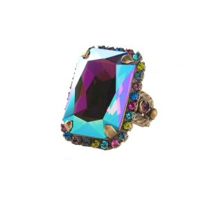 Super-Multi-Collection-Iridescent-Vitrail-Crystal-Ring-By-Sorrellil-Bridal-172167851975
