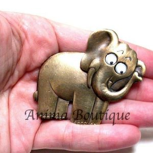 Vintage-Elephant-Pin-Signed-JJ-Jonette-Jewelry-Made-in-Usa-Google-Eyes-170944570735