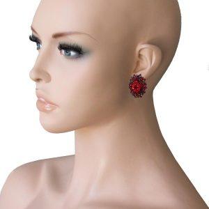 118-Drop-Red-Rhinestones-Clip-On-earrings-PageantDrag-QueenBridal-172299144986