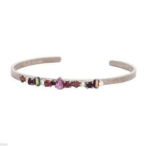 African-Violet-Collection-18-Wide-Cuff-Bracelet-By-Sorrelli-Lavender-Crystals-172385725236