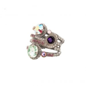 African-Violet-Collection-Cocktail-Ring-By-Sorrelli-AB-Green-Purple-Crystals-361893436666
