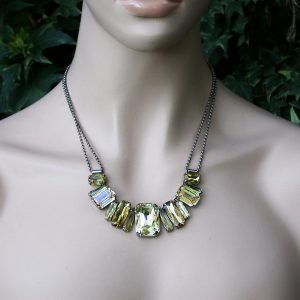 Lemonade-Collection-Statement-Necklace-By-Sorrelli-Light-Yellow-Crystals-Bridal-172144573296