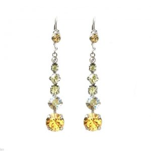Lemonade-Collection-225-Drop-Post-Earrings-By-Sorrelli-Yellow-Crystals-Bridal-361521695148