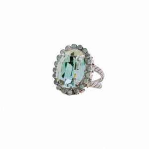 Teal-Textile-Collection-Aqua-Simulated-Opal-Crystal-Ring-By-Sorrelli-Bridal-361973796238