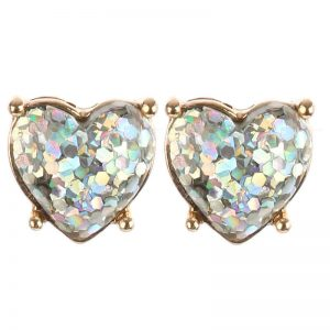 05-Drop-Aurora-Borealis-Glittered-Heart-Post-Earrings-Bridal-Pageant-172561850139