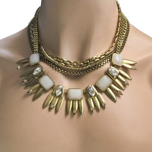 3-Necklaces-In-One-Ethnic-Statement-Or-Just-Chains-Necklace-By-Silpada-172832718679